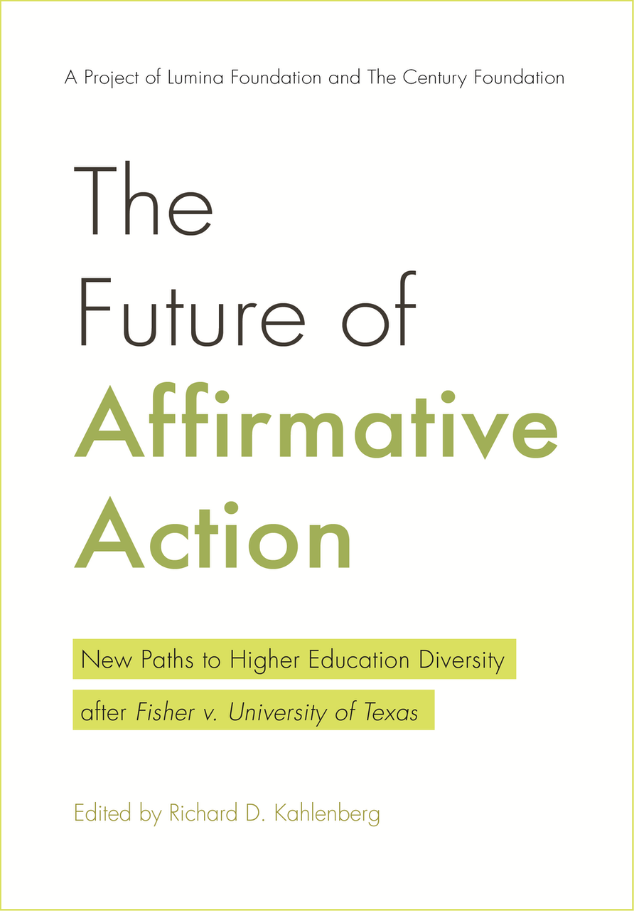 affirmative action is not the answer essay