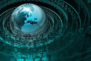 Globe and Dense Binary Data