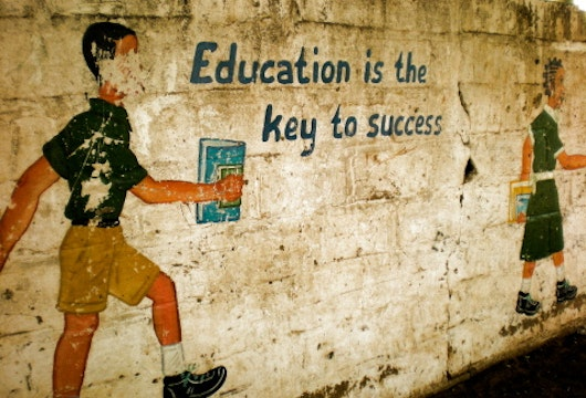 Education is the Key to Success
