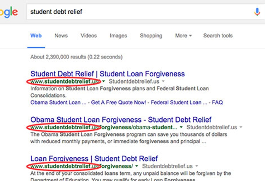 Are all debt assistance programs scams?