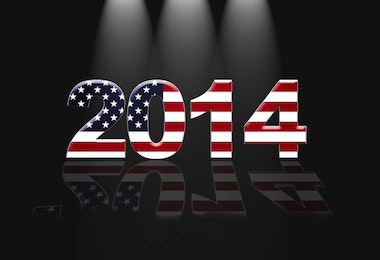 Usa New year 2014.