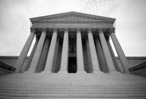 The US Supreme Court - Washington DC