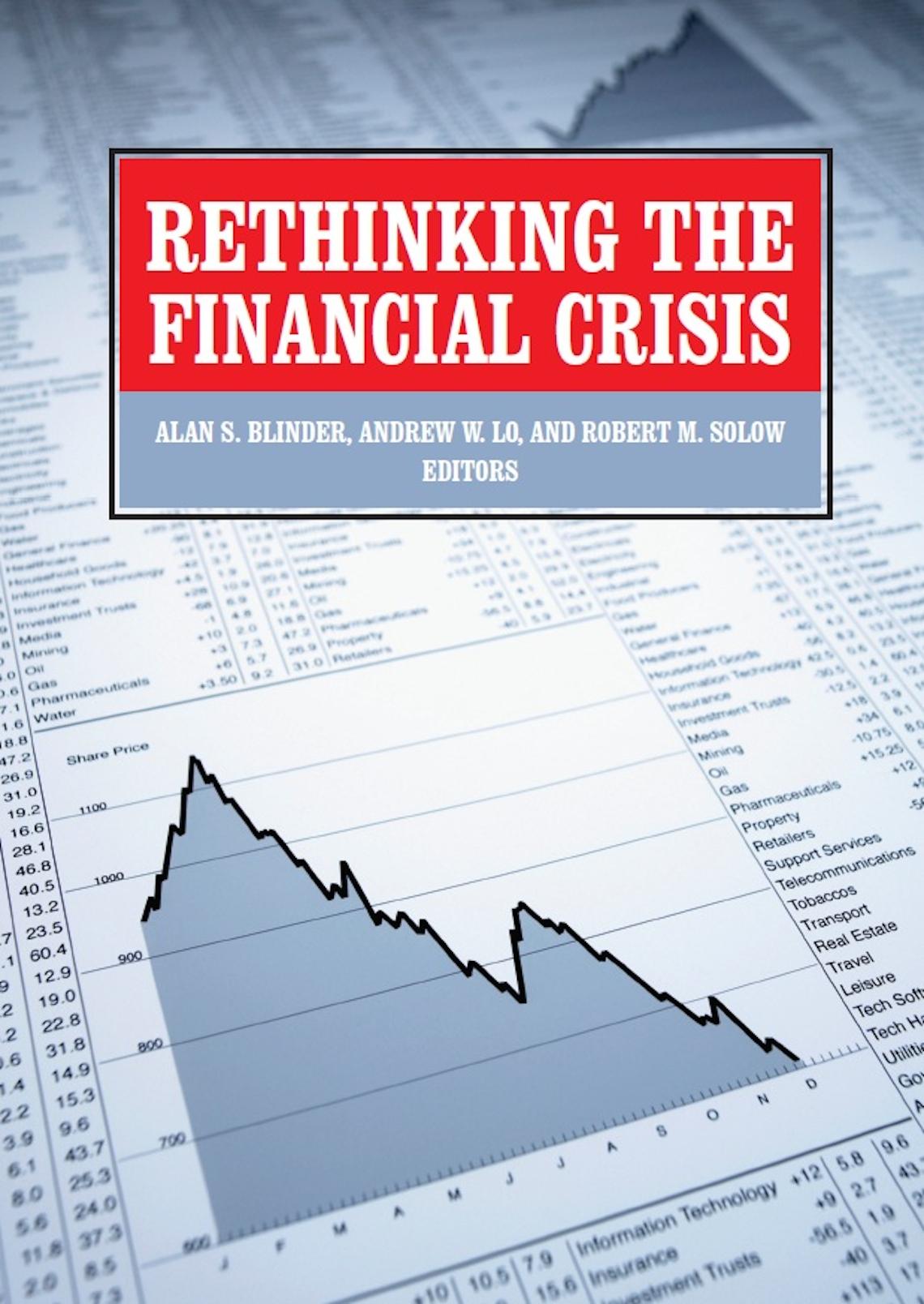 the financial crisis a case