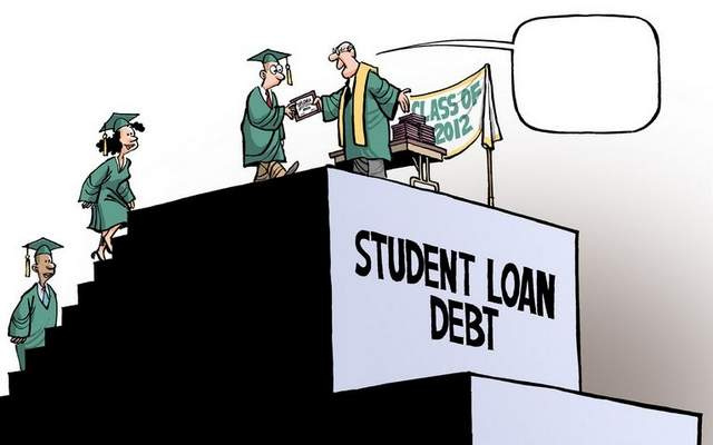 Graph: Why Student Loan Delinquency Is Still So High
