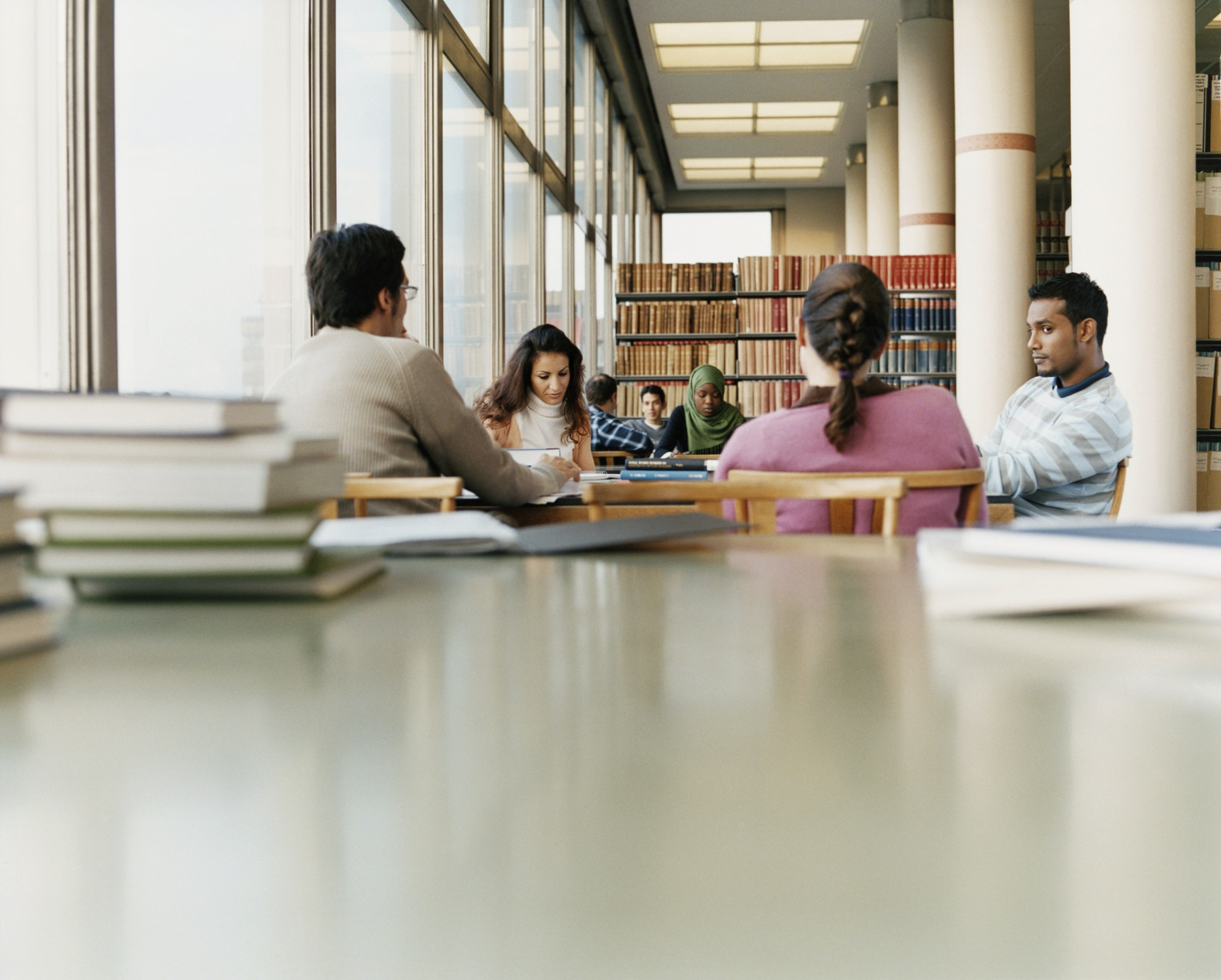 Financial support for mature college students