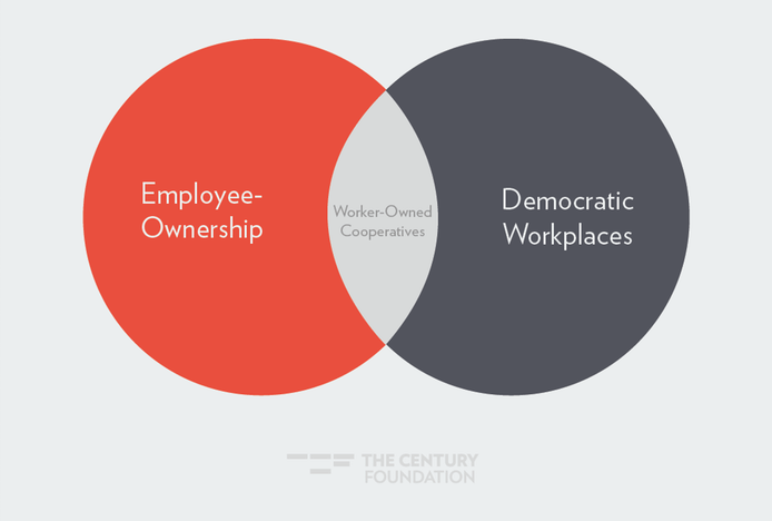 Reducing Economic Inequality through Democratic Worker-Ownership