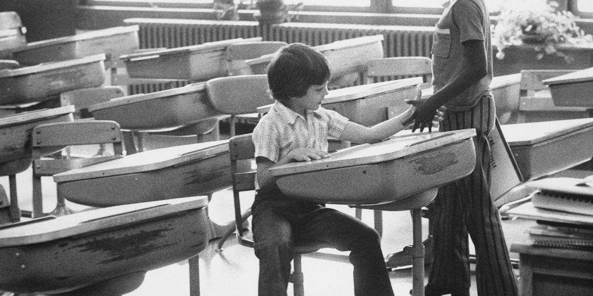 Louisville, Kentucky: A Reflection on School Integration