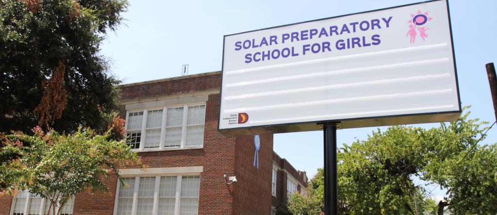 Source: Dallas Independent School District.