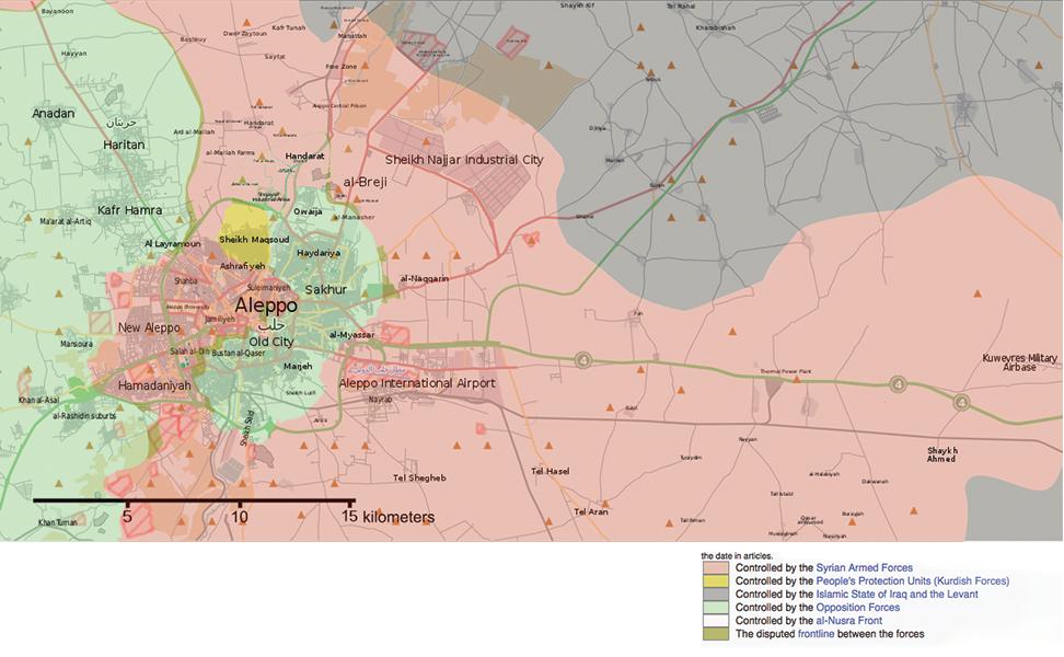 Source: Aleppo, Wikimedia Commons.