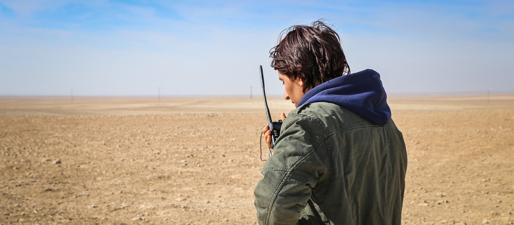 YPG foreign fighter participates in northern al-Raqqa offensive. Source: YPG.