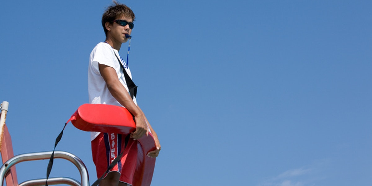Life Guard on duty. Please view all these along with all