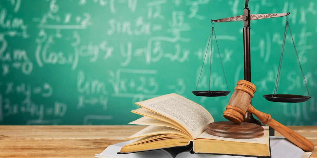 Law, Justice, Book.