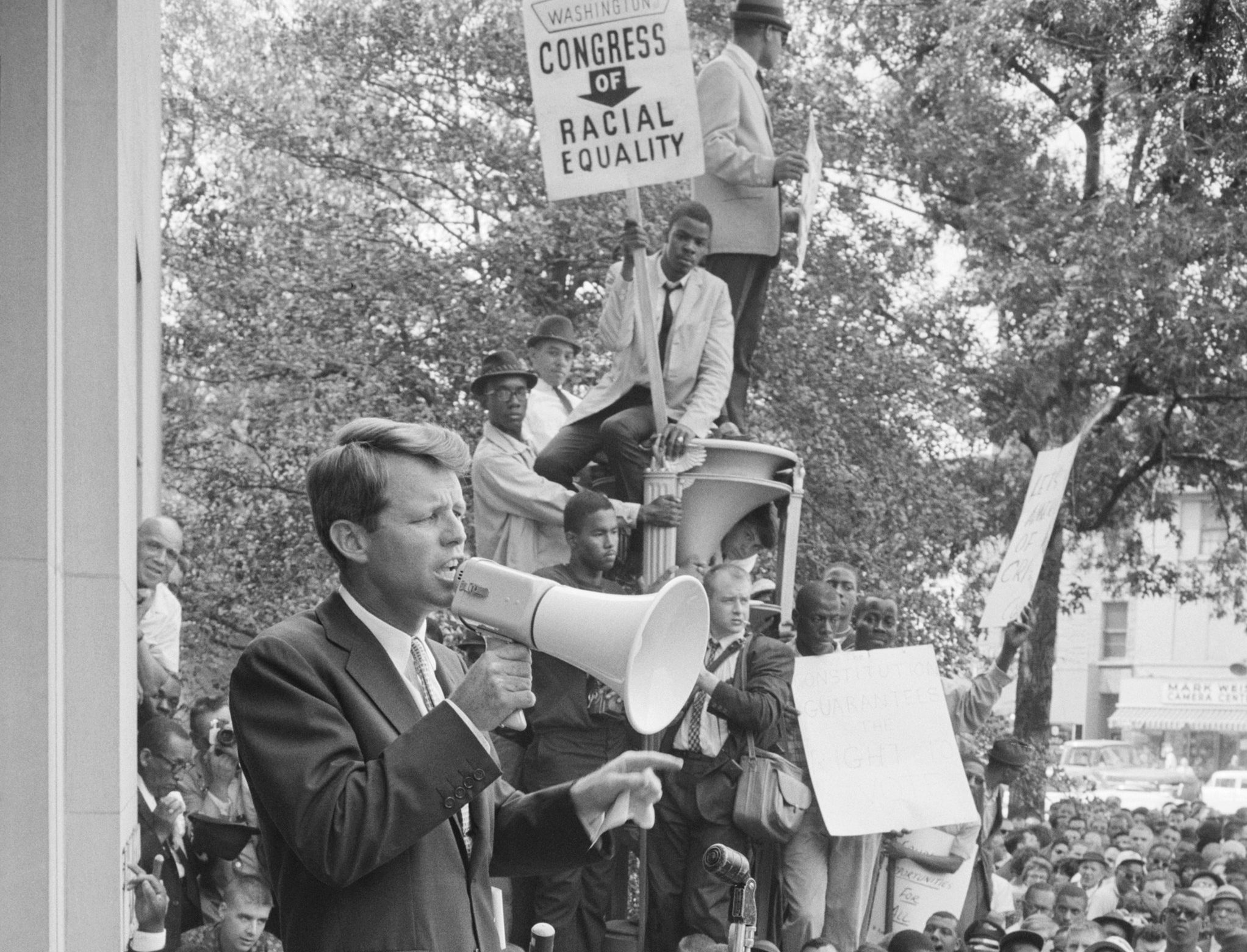 Robert Kennedy Why Cant You Actually >> The Inclusive Populism Of Robert F Kennedy