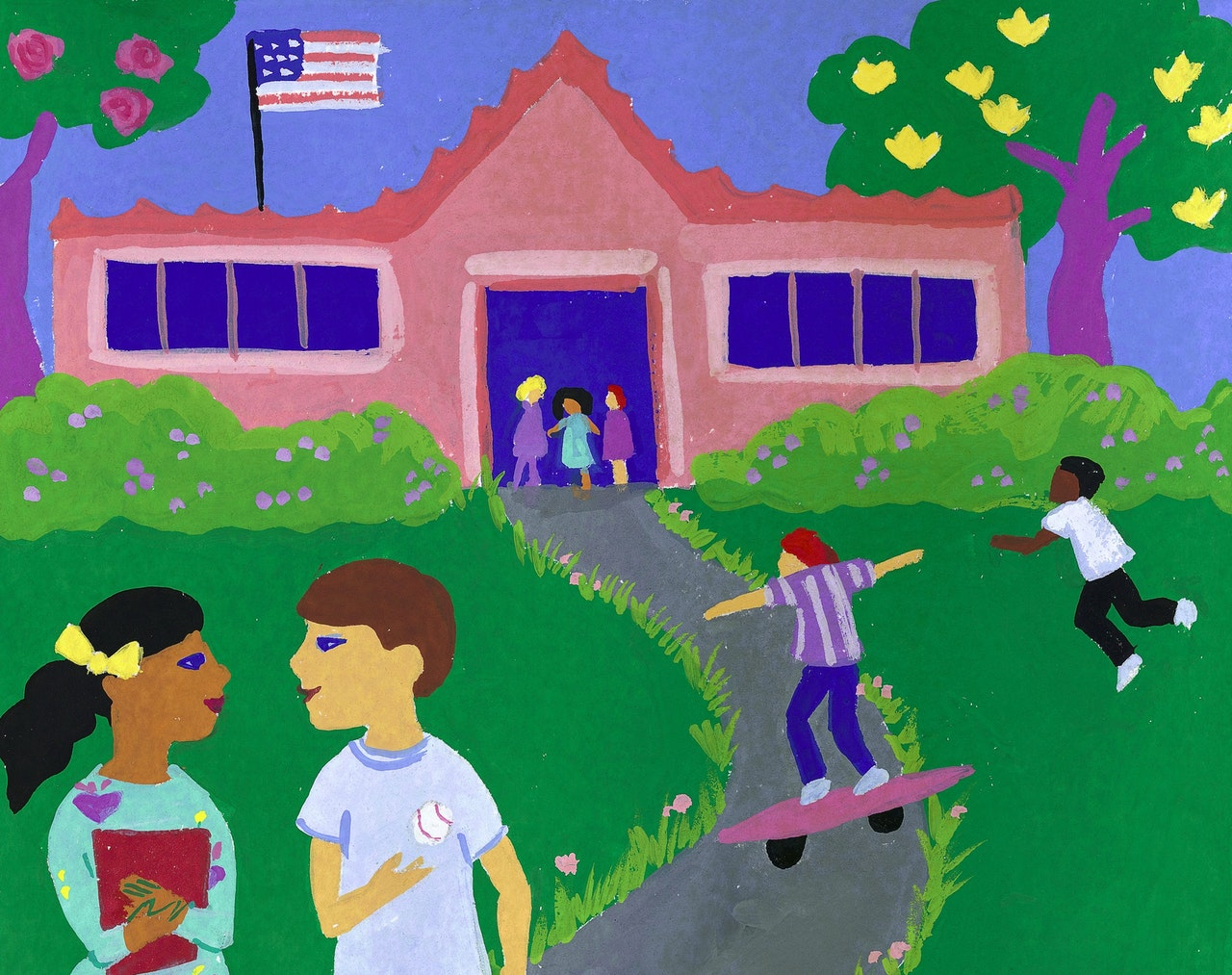 New Report Paints Californias Charter >> Diverse By Design Charter Schools