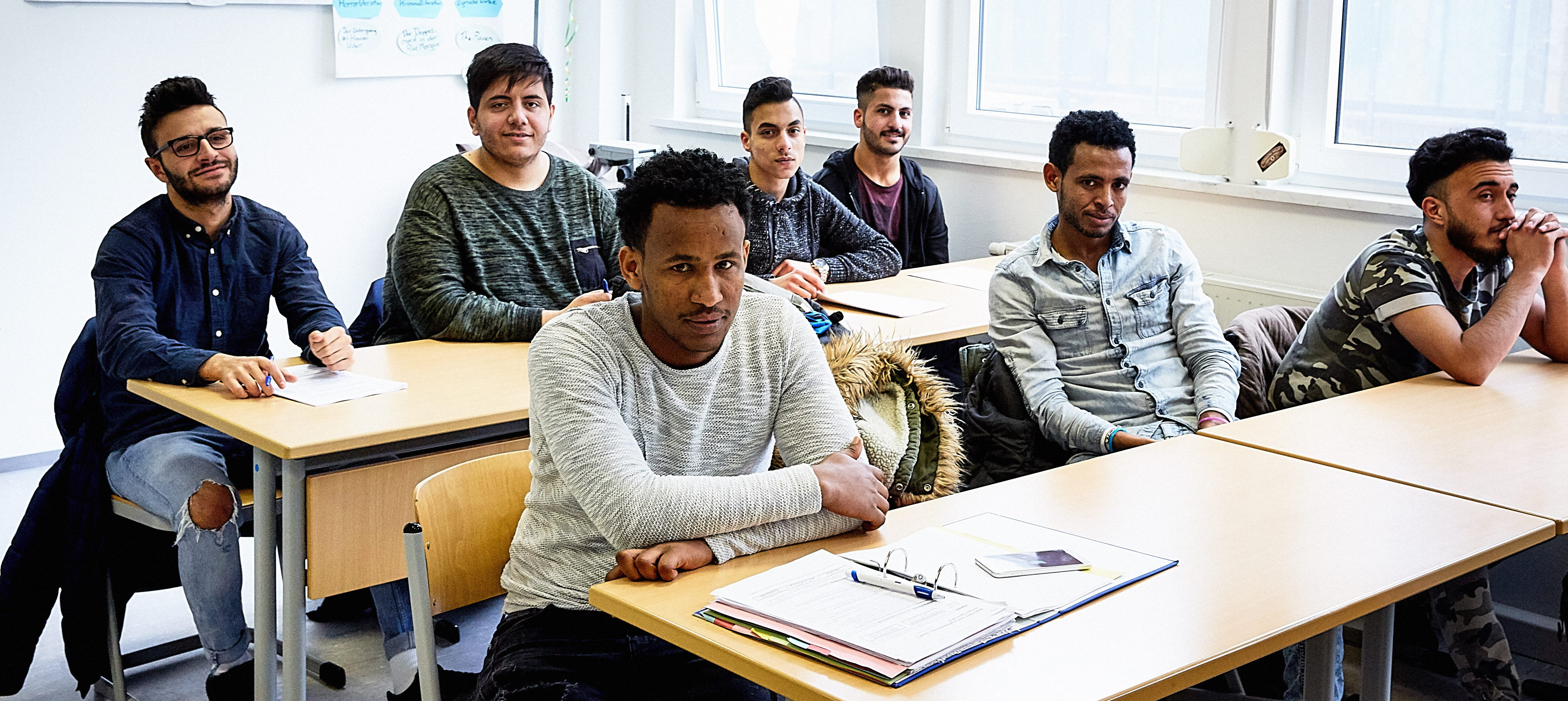 Germany's Syrian Refugee Integration Experiment
