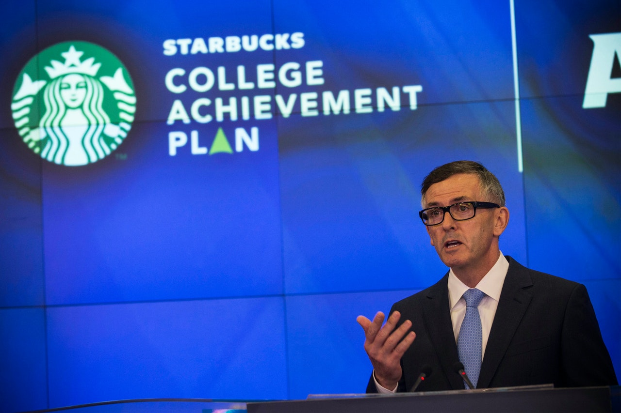 "Starbucks, Walmart, and Amazon Offer ""Free"" College—but Read the"