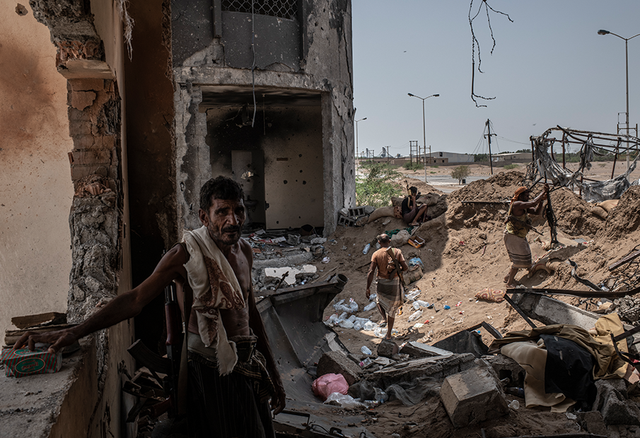 End the Atrocities in Yemen, Then End the War on Terror