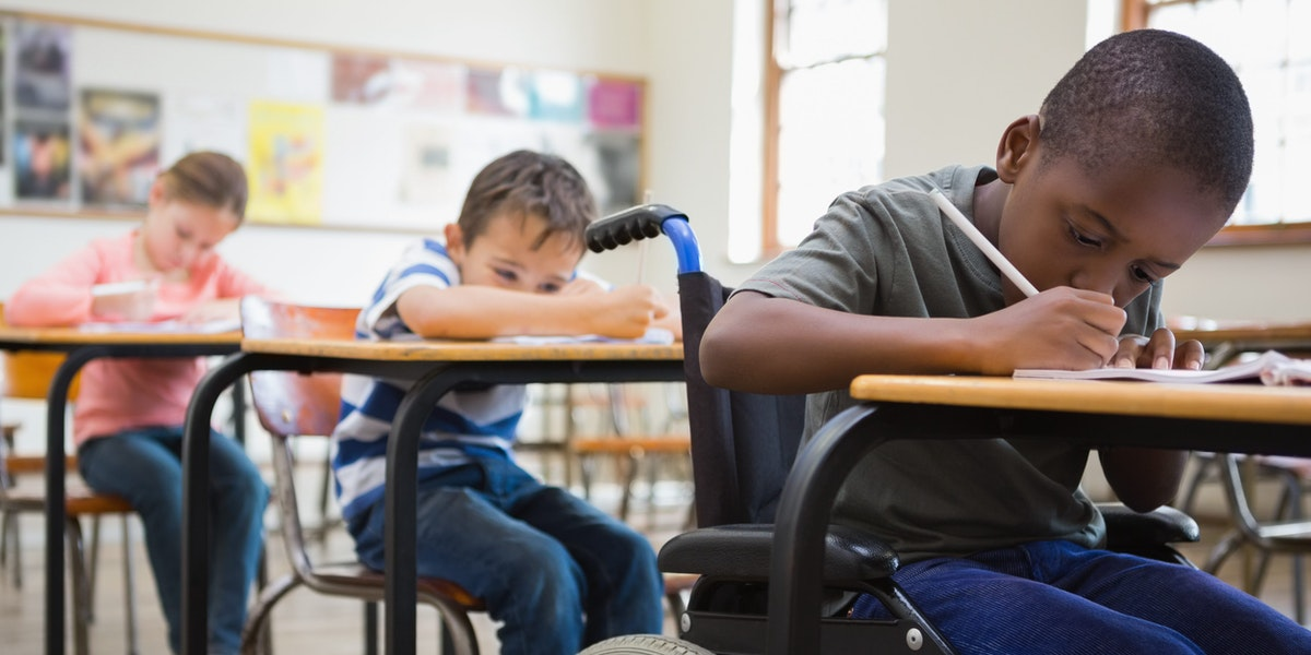 Teachers Low Expectations For Students Of Color Found To Affect >> Students From Low Income Families And Special Education