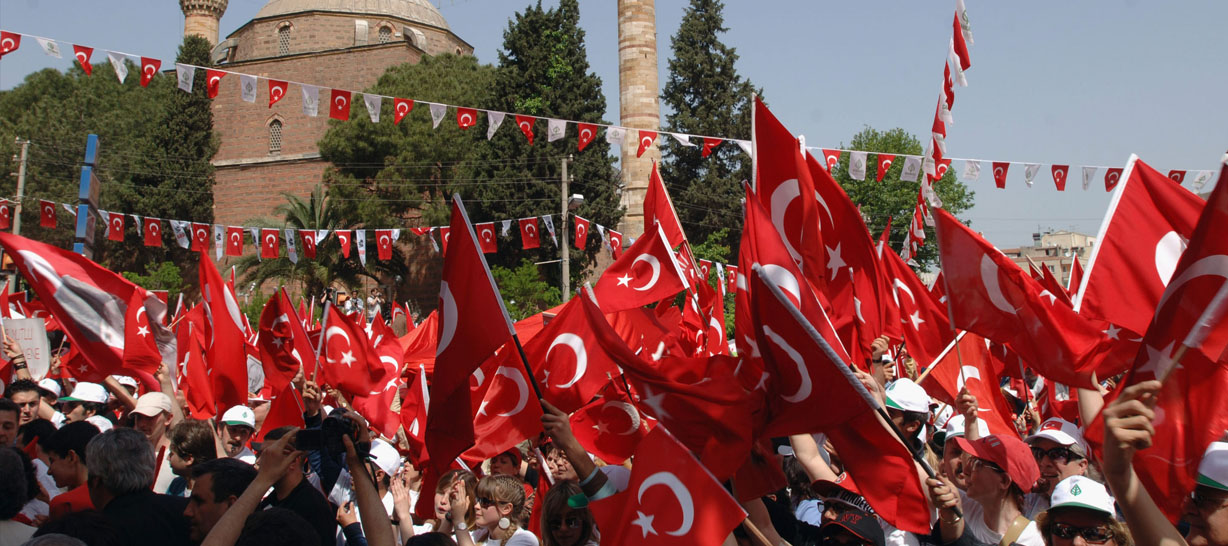 Turkey's Troubled Experiment with Secularism