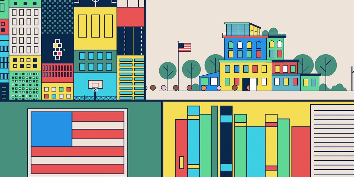 Us Teachers Nowhere Near As Diverse As >> Scoring States On Charter School Integration