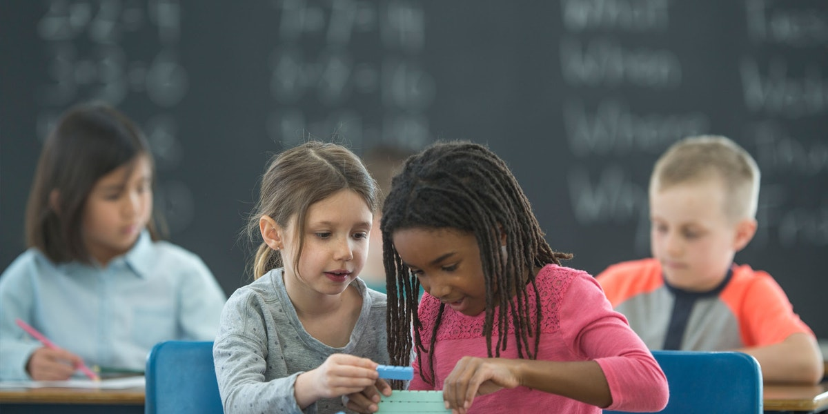 Report Most Elementary Special Ed >> A Bold Agenda For School Integration